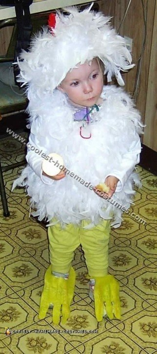 Coolest Homemade Chicken Costumes - Photo Gallery and How-To Tips
