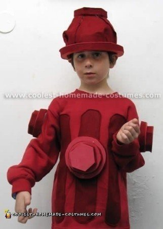 Coolest Homemade Child Costume Ideas