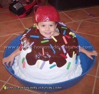 Coolest Homemade Ice Cream Children Costume Ideas