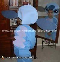 Homemade Childrens Halloween Costume