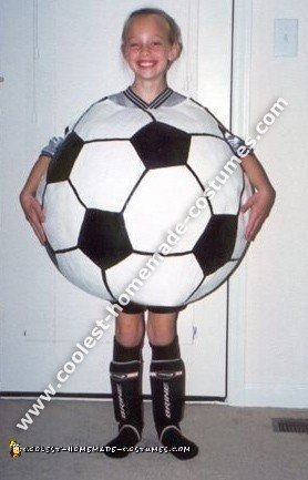 Soccer Childrens Halloween Costume