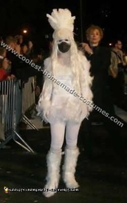 Cockatoo Parrot Costume