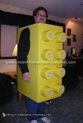 4' Tall Lego