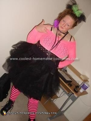 Rocker Chick Costume