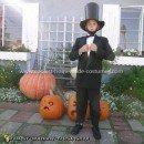 Homemade Abraham Lincoln Costume