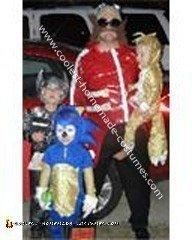 Coolest Adult Dr. Robotnik (Dr. Eggman) Costume 6
