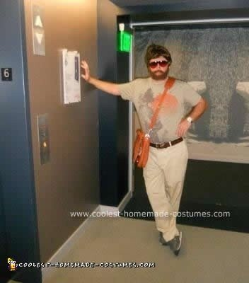 Homemade Alan from The Hangover