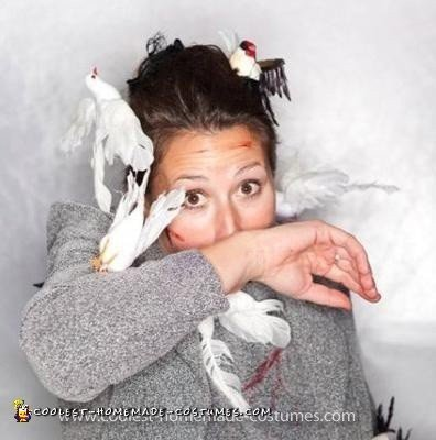 Homemade Alfred Hitchcock's The Birds Costume