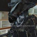 Homemade Alien Queen Costume