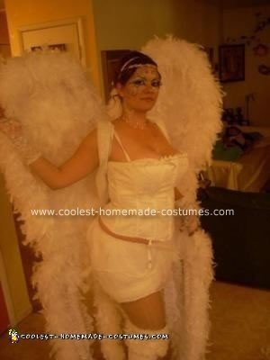 Homemade Angel Costume