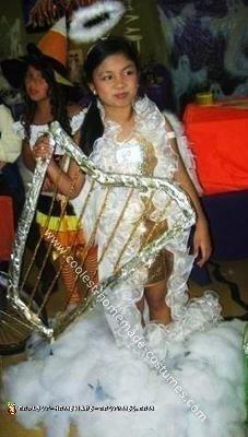 Angel Halloween Costume