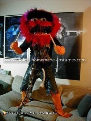 Coolest Animal from the Muppets Costume