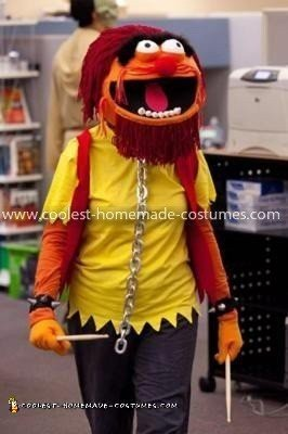 Coolest Animal Muppets Costume