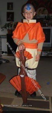 Avatar Aang Costume