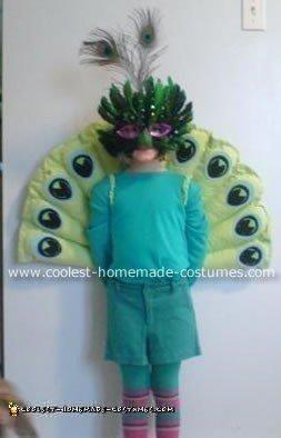 My Little Peacock Costume