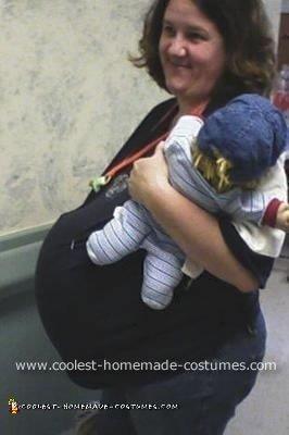 Baby Factory Costume