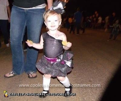 Baby Gaga Costume