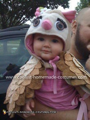 coolest baby owl costume