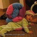 Homemade Baby Snail Costume
