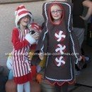 Baking Elf and Gingerbread Girl Costume