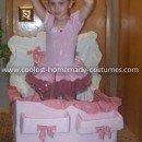 Homemade Ballerina in a Jewelry Box Costume