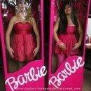Homemade Barbie Costume