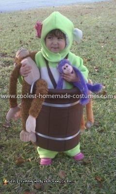 Coolest Barrel of Monkeys Costume 2