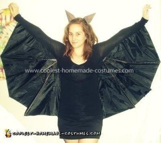 Coolest Bat Costume