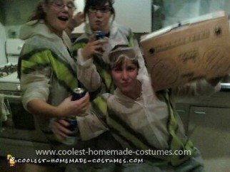 Homemade Beastie Boys Costume