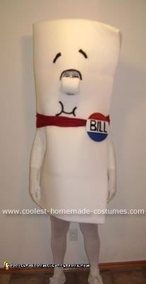 Homemade Bill on Capitol Hill Costume