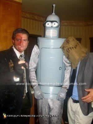 Homemade Binder Costume ...