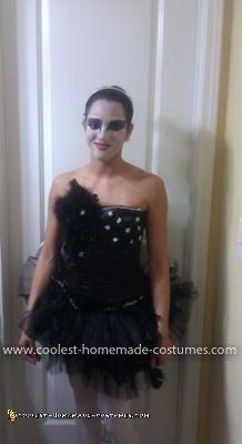 Coolest Black Swan Costume