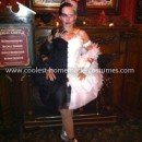 Coolest Black Swan White Swan Costume