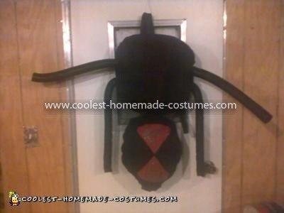 Coolest Black Widow Spider Costume 16