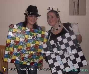 Board Games Costume