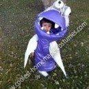 Homemade Boo Costume