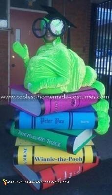 Coolest Bookworm Costume 2