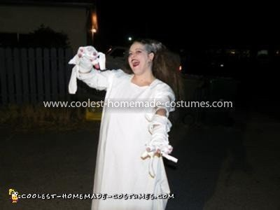 Coolest Bride of Frankenstein Costume 14