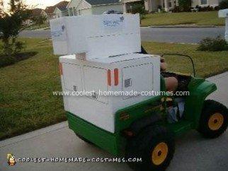 Bucket Truck Driver