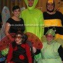 Bug Family Costume