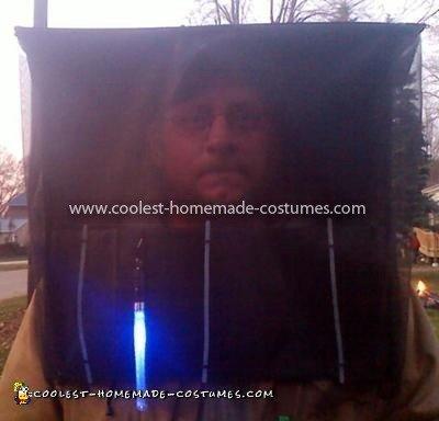 Coolest Bug Zapper Costume