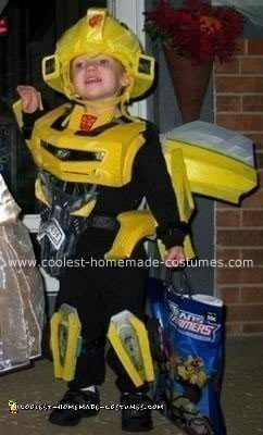 Bumblebee Trick or Treating