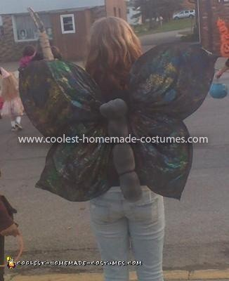 Coolest Butterfly Costume 9