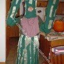 Cactus  Antenna costume