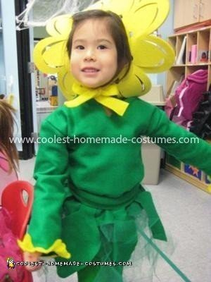 Coolest Flower Costume