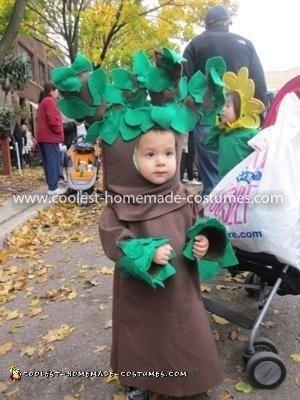 Coolest Tree Costume