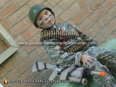 Homemade Call Of Duty Costume