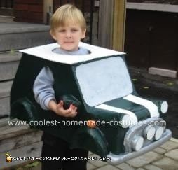 Homemade 1.3 Mini Cooper Sport  1993 Costume