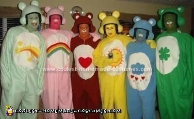 Care Bears Group Costume