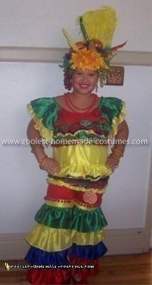 Coolest Carmen Miranda Costume